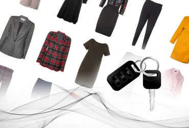 Kolekcja odzieży tekstronicznej